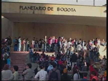 Colombia Eclipse | AP Archive