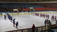 Ice Hockey North Korea