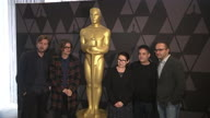 US Oscars Foreign Nominees