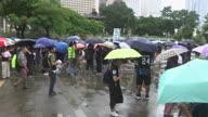 Hong Kong Teachers March