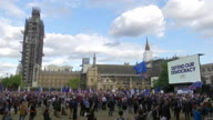 UK Brexit Rally