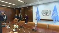 UN Bloomberg Climate (Lon NR)