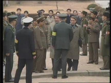 NORTH KOREA: US PILOT RELEASED