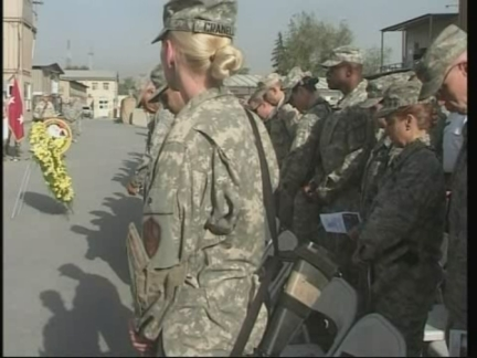 Afghanistan 911