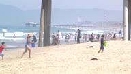 US CA Heatwave (Lon NR)