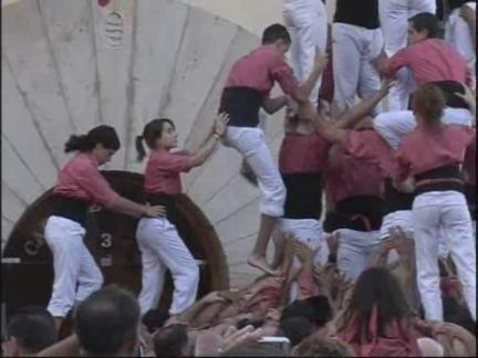 (HZ) Spain Castelllers