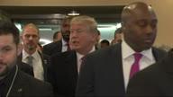 US Trump Mueller Debrief (CR)