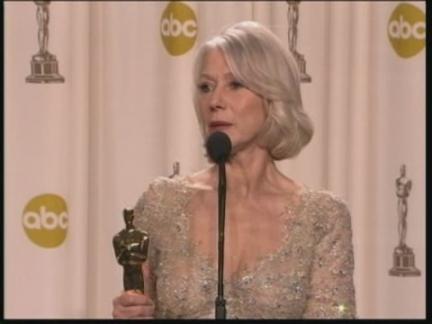 Entertainment LA Oscar reax Mirren Scorsese