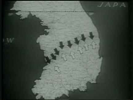 The Korean War 1950-1953 Clipreel: Part 4
