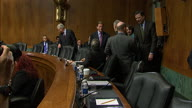 US Senate Comey