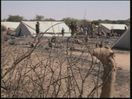 UNifeed West Darfur Attacks