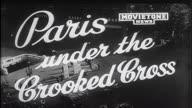 Paris Under The Crooked Cross