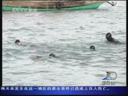 China Swimmers