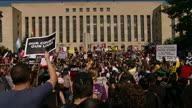 US Kavanaugh Protests 2