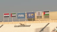 Soccer AFC Asian Cup Palestine