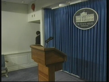 USA: WHITE HOUSE KIM DAE-JUNG NOBEL PRIZE PRESS BRIEFING