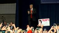 US MI Trump Rally