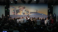France Cannes jury presser