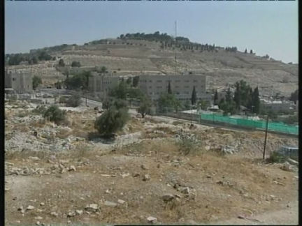 ISRAEL: JERUSALEM CITY GOVERNMENT APPROVES NEW HOUSING PROJECT