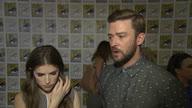 US Comic Con Timberlake olv