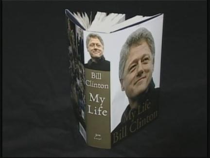 US Clinton Book