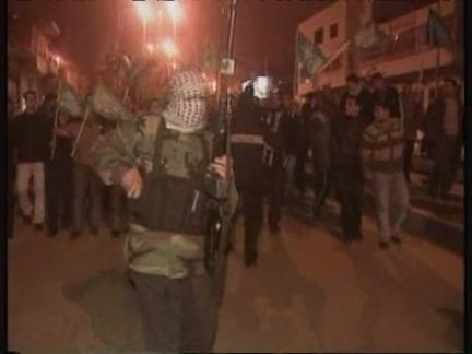 Middle East Hebron Demo