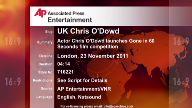 Entertainment UK Chris O'Dowd