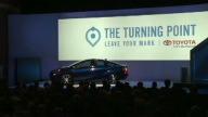 (TT) US CES Toyota Presser