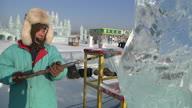 (HZ) China Ice Sculptures