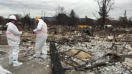 US Wildfire Cleanup