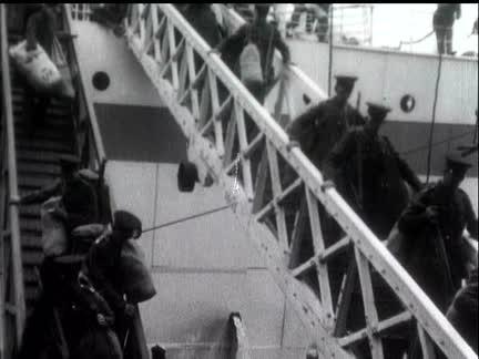 Irish Guards Return