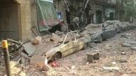 Lebanon Explosion 2