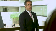 US Trump Cohen Debrief