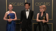 US Oscars Backstage 4