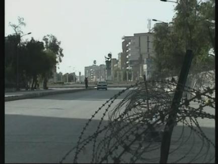 Iraq Curfew