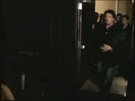 Entertainment FILE Sylvester Stallone