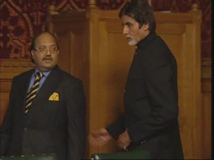 Entertainment UK Amitabh Bachchan