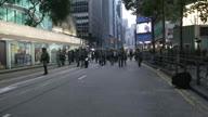 Hong Kong Causeway Bay Protest