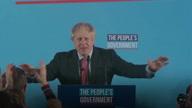 UK Boris Johnson (CR)