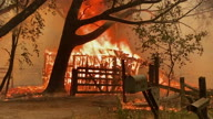 US CA California Wildfires Damage