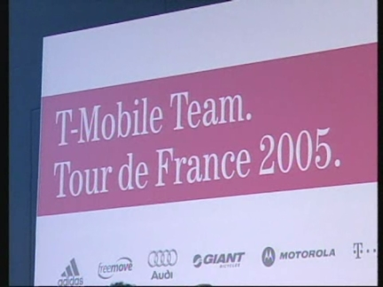 SNTV Cycling T Mobile