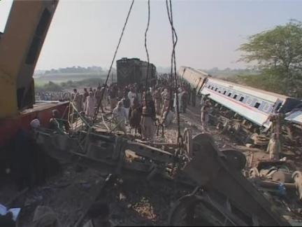 Pakistan Train 3