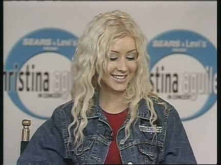 Christina Aguilera Clipreel: Part 20