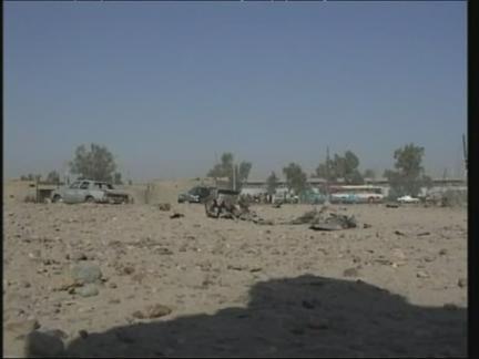 Iraq Mahmudiyah Blast