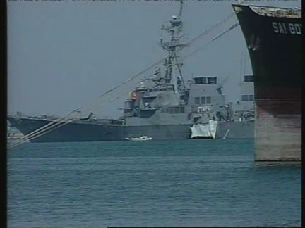 YEMEN: INVESTIGATION INTO USS COLE APPARENT BOMBING