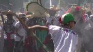 Mexico Battle