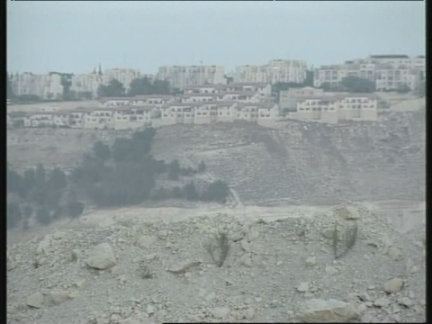 WEST BANK: BARAK - TO STRENGTHEN JEWISH SETTLEMENT
