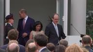 Germany UK Royals Speech