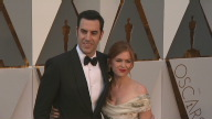 Entertainment US Oscar Arrivals 5