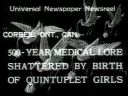 Universal Newsreels 1934: Part 6